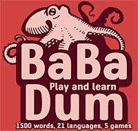 BaBaDum.com link and logo