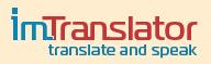 http://imtranslator.net/translate-and-speak/