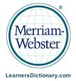 Logo et lien LearnersDictionary.com