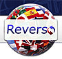 Reverso.net logo and link