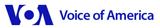 Logo et lien Voice of America