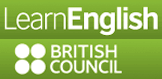 Learn English by the British Council - logo and link
