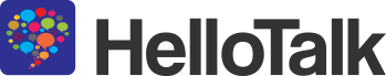 HelloTalk logo and link